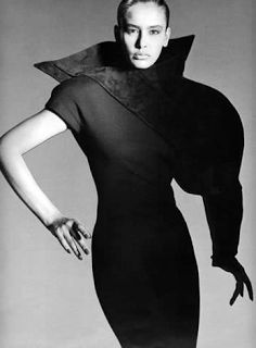 Strawberige: fashion flashback: Claude Montana