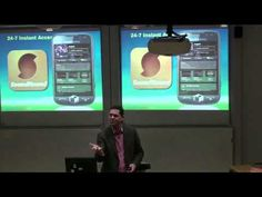 An extract from a lecture by Dr Graeme Codrington at London Business School, in which he talks about the drivers of technology and how they might disrupt the. London Business School, Trends, Technology, Videos, Tech, Tecnologia, Beauty Trends