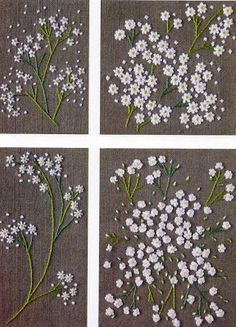PDF Patterns for Floral Embroidery Vintage Style Sewing Quilt Applique Patten .- PDF-Muster für Blumenstickerei im Vintage-Stil Nähen Quilt Applique Patc… Vintage flower pattern PDF pattern … - Paper Embroidery, Hand Embroidery Stitches, Silk Ribbon Embroidery, Crewel Embroidery, Hand Embroidery Designs, Vintage Embroidery, Embroidery Techniques, Cross Stitch Embroidery, Machine Embroidery