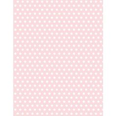 pink polka dot wrapping paper