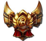 golden knight symbol