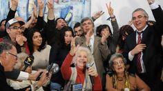 La fundadora de las Abuelas de la Plaza de Mayo halla a su nieto