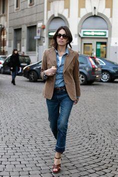 The Glamour Drama: Women who inspire #2 : Viviana Volpicella