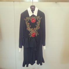 Photo by metal_magazine  #moschino #mymoschino #dress #love #heart