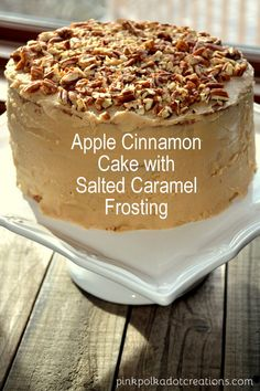 apple cake with salt