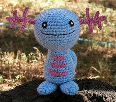 WolfDreamer: Wooper Plushie