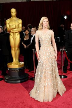 Cate Blanchett Tapis rouges des Oscars 2014