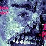 body paint zombie para morirte del susto
