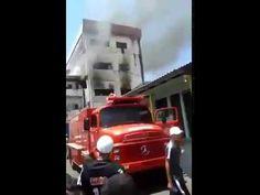 Manaus- incêndio na grande circular - Força construtiva