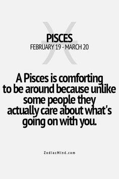 Pisces ♓ Zodiac Mind - Your source for Zodiac Facts Pisces Traits, Pisces And Aquarius, Astrology Pisces, Pisces Quotes, Zodiac Signs Pisces, Pisces Woman, Zodiac Mind, Zodiac Facts, March Pisces
