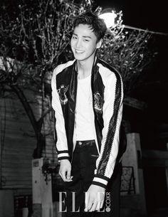 Lee Tae Hwan - Elle Magazine May Issue '16