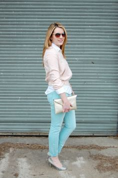 Silky soft bomber & pastels | little daily reflections