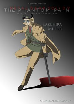 300 Metal Gear Solid Ideas Metal Gear Solid Metal Gear Metal Did you scroll all this way to get facts about kazuhira miller? metal gear solid metal gear