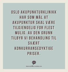www.osloakupunkturklinikk.no