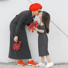 Morocco Fashion, Fashion Blogger Style, Cute Family, Family Outfits, Hijab Fashion, Kids Fashion, Handsome, Chic, Instagram
