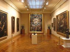 Actions d' éducation artistique et culturelle du Musée Goya à Castres : musée d'art hispanique.