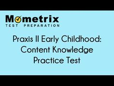 https://www.youtube.com/watch?v=XJSj3cQr3D0 Free Praxis II exam practice questions and review tips. Get the help you need on your Praxis II test.