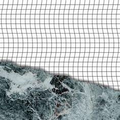Tendance quadrillée - Grid Trend : Grille illustration