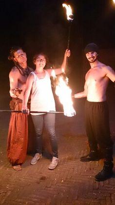 Non si scherza con il fuoco