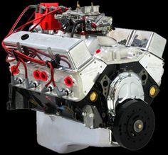hot chevy motors | 383 Hot Rod 400 Horsepower Chevy Engine