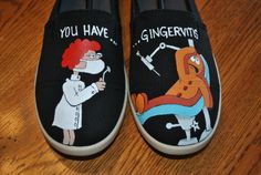 LOVE!!!!!New Hand Painted Design for you Dental Asst. by AnnetasticDesigns, $35.00