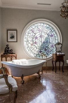 The Best Stained Glass Home Window Design Ideas 13