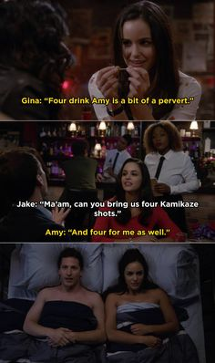 """""""This is amazingly funny."""" – Captain Holt Brooklyn-nine-nine Watch Brooklyn Nine Nine, Brooklyn 9 9, Johnlock, Destiel, Cute Quotes, Funny Quotes, Funny Memes, Funny Facts, Weird Facts"""