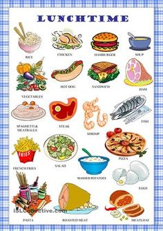 Dinner visual dictionary english pinterest - Cuisiner traduction anglais ...