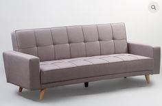 $399 3-5 days   http://www.cozyfurniture.com.sg/product-page/button-style-sofa-bed