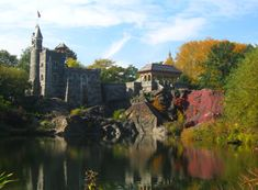 Belvedere Castle Central Park New York---Yup, this calls for a trip to NYC sometime this Summer.