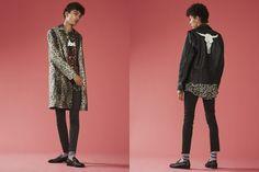 Asos Reclaimed Vintage Autumn/Winter 2016 Men's Lookbook | FashionBeans.com
