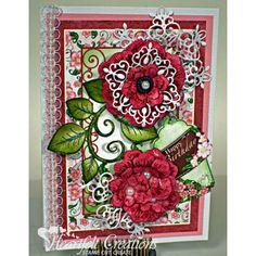 Gallery | Center Explosion Card - Heartfelt Creations