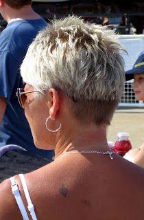 Short Hair Styles: Short Summer Styles