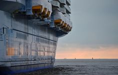 The world's largest cruise ship ready for your first journey 24