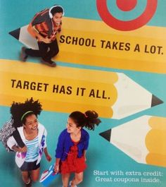 Target Back to School Deals Starting 07/14