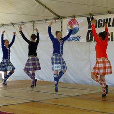 Highland's Youth Dance