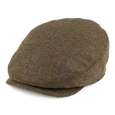 The finest selection of Men's Flat Caps. Find a huge variety of Mens Flat Caps with free delivery available at Village Hats. Barbour Hats, Country Hats, Flat Cap, Men Online, Headdress, Stylish Outfits, Tweed, Flats, Mens Fashion