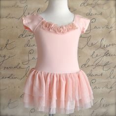 Vintage pink ballerina mesh tutu dress with pearl rosettes size xsmall is ready to ship. First tutu, ballet class, or birthday. Baby Ballerina, Vintage Ballerina, Ballerina Party, Baby Ballet, Tutus For Girls, Girls Dresses, Pink Leotard, Party Dress Outfits, Girls Leotards