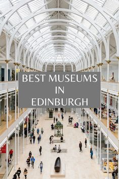 There are so many great museums in Edinburgh--and most of them are free! Here are the best museums in Edinburgh for when you can only visit a few. Europe Destinations, Europe Travel Guide, Travel Guides, Holiday Destinations, Edinburgh Travel, Scotland Travel, Ireland Travel, London Travel, Prague Travel