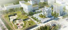 Urbanisme: l'île de Nantes poursuit sa métamorphose