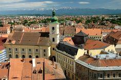 Romania. Sibiu Transylvania