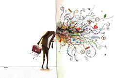 Pablo Bernasconi illustration