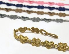 I <3 Cruciani bracelets