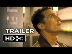 Interstellar TRAILER 1 (2014) - Matthew McConaughey Movie HD - YouTube