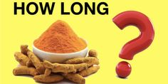 How Long Does It Take For Turmeric To Work Turmeric Supplement Capsules Turmeric Capsules Benefits, Turmeric Pills Benefits, How To Take Turmeric, What Is Turmeric, Buy Turmeric, Best Turmeric Supplement, Curcumin Supplement, Arthritis, Turmeric Side Effects