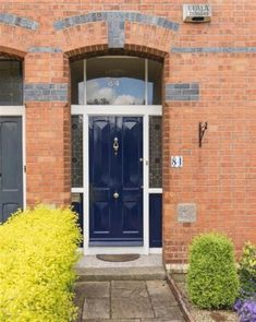 Love These Grand Doors That Redbrick Period Houses Have Rathminesdublin