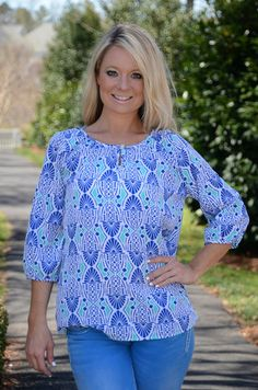 Beautiful Dreamer tunic – Chapter 2 Boutique