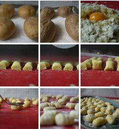Bramborové gnocchi Gnocchi, Cereal, Breakfast, Food, Morning Coffee, Essen, Meals, Yemek, Breakfast Cereal