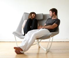 rocking chair for two :)