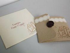 Il Gufo e La Mucca: LE PARTECIPAZIONI DI ELENA E MARCO - - ELENA AND MARCO'S WEDDING INVITATIONS